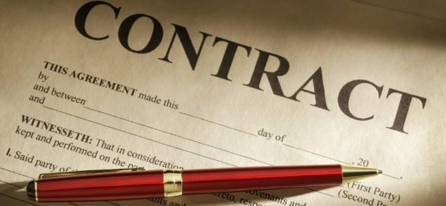 Составление контрактов